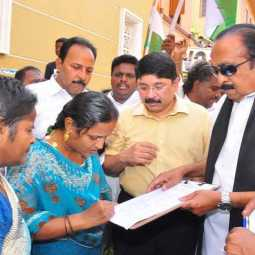 caa signature movement start with mdmk party vaiko mp in chennai