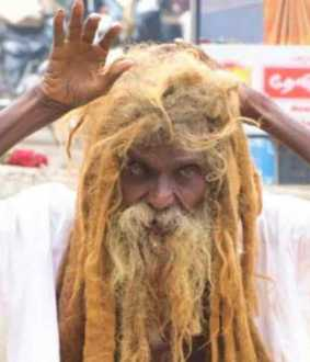 Thiruvannamalai  beggar Siddhar passes away