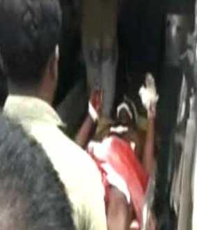 incident at Manamadurai bank ... One person injured in shooting