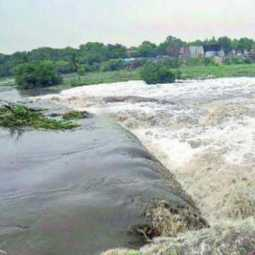 chennai water demand krishna river opening