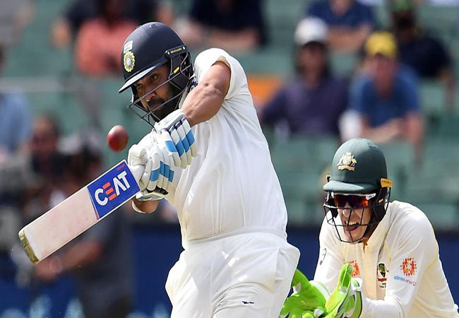 INDIA VS SOUTH AFRICA TEST MATCH ROHIT SHARMA DOUBLE CENTURY