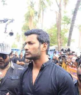 vishal interview