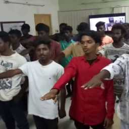 student attack in chennai