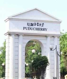 puducherry corona case