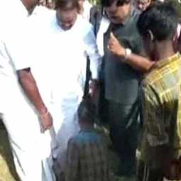 minister dindigul seenivasan;The boy complained to the police to minister