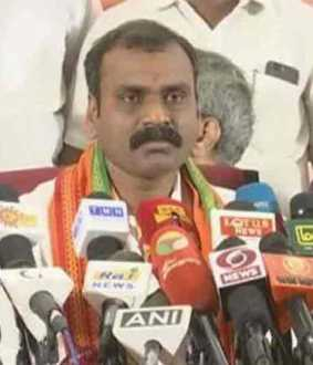 Case should be registered against all ministers-BJP Murugan interview