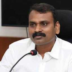 l.murugan about meeting with eps