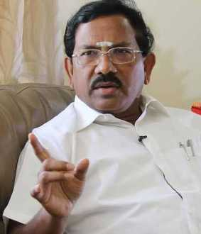 Postponement of elections is not possible- Minister Mafa Pandian