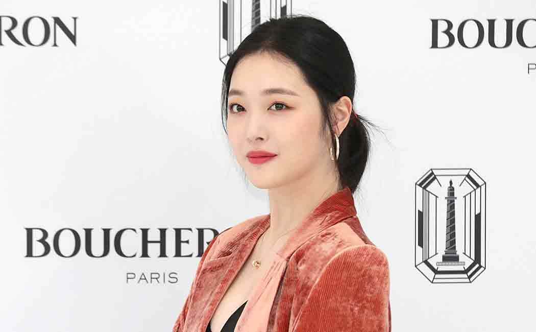 pop singer sulli passed away