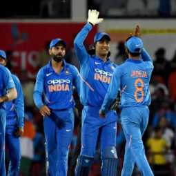 INDIA CRICKET PLAYERS PERFORMANCE VERY WELL PM NARENDRA MODI TWEET
