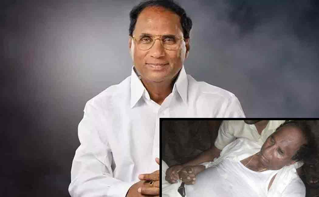 andhra former speaker passed away