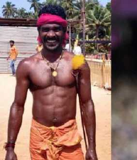 karnataka man ran 143 meters in 13 seconds