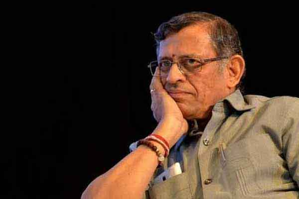 Gurumurthy's controversial speech .. High Court instructs to file a petition ..!