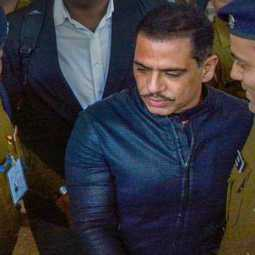 interim bail given to robert vadra in money laundering case
