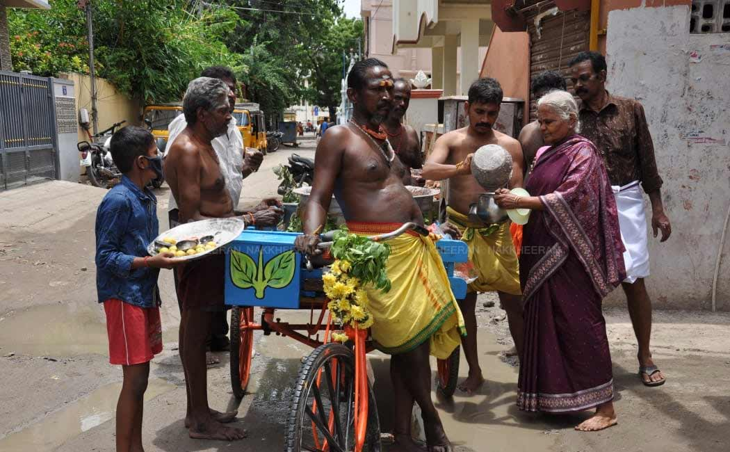 Aadiperukku Festival Photos
