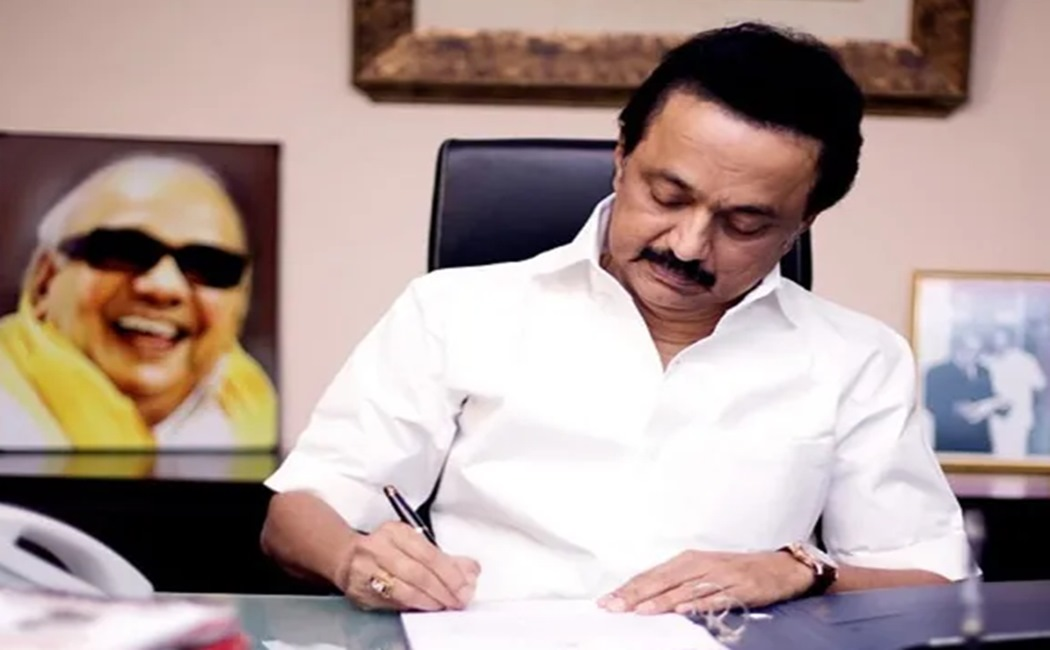 MKStalin about onion price