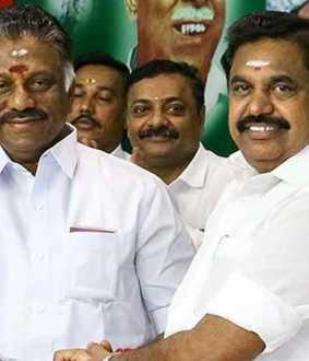 Who owns ADMK? - Let's end the election!