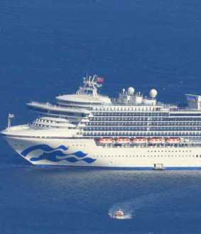 two passengers passed away diamond princess