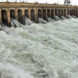 karnataka government the dam water released to tamilnadu as water level day bay raised