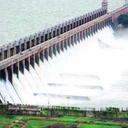 CAUVERY WATER MAY BE INCREASE FLOODED CHANCE UNION JAL SAKTHI NOTIFICATION ISSUE