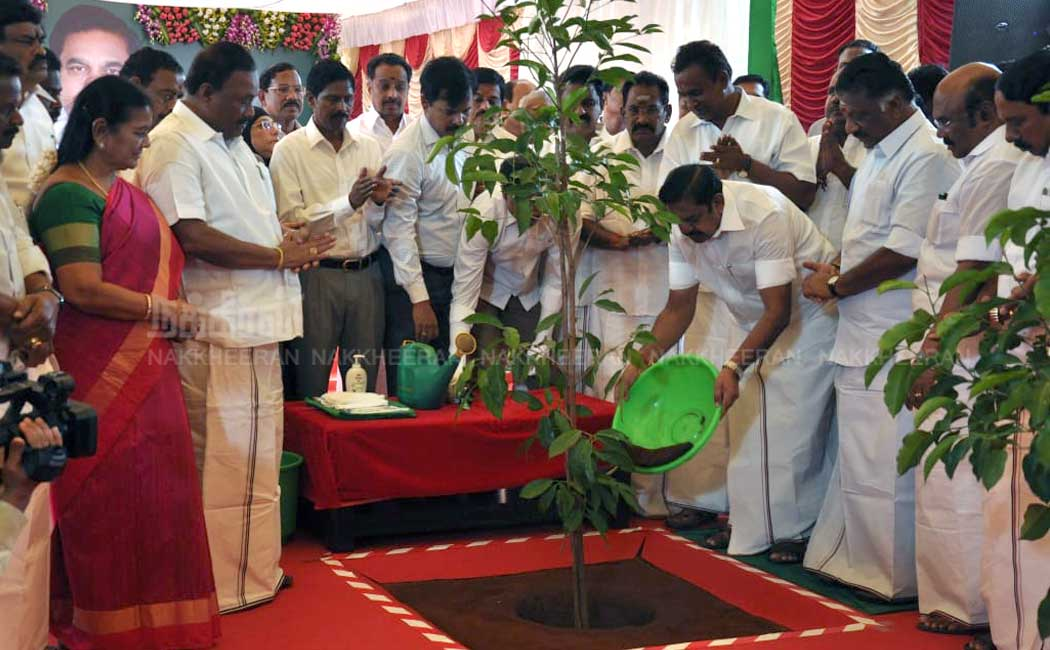 jayalalitha birthday function