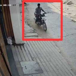 tiruppattur district vaniyambadi two wheeler thief