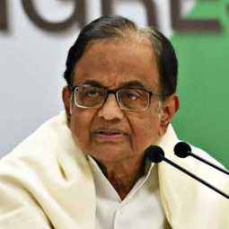 chidambaram about ramnath kovind speech in budget session
