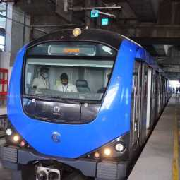 Minister inspects Metro Rail and Announced changes