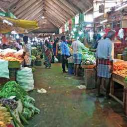 CHENNAI KOYAMBEDU MARKET OPEN FOR TOMORROW