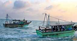 The subsequent atrocity of the Sri Lankan Navy; 6 Tamil Nadu fishermen arrested