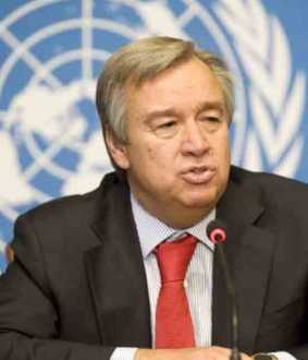 antonio guterres meeting with uno security council