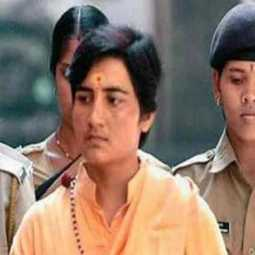 pragya thakur announces silent fasting
