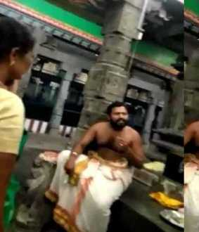 chidambaram temple dikshitar suspend administration suspends action