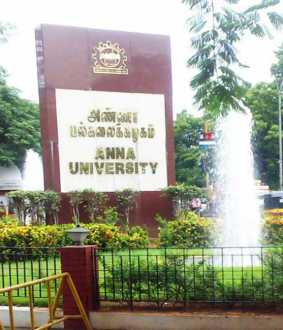 ANNA UNIVERSITY TAMILNADU MINISTERS LETTERS UNION GOVERNMENT
