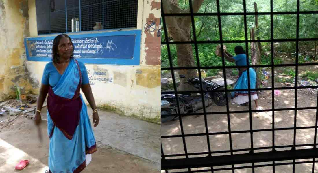 incident in vilathikulam govt school