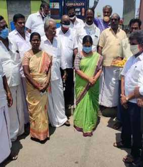 admk incident in thiruvannamalai