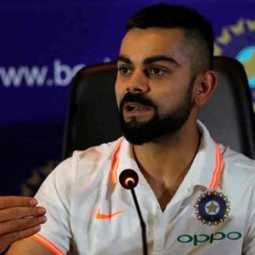 kohli about worldcup match against newzealand