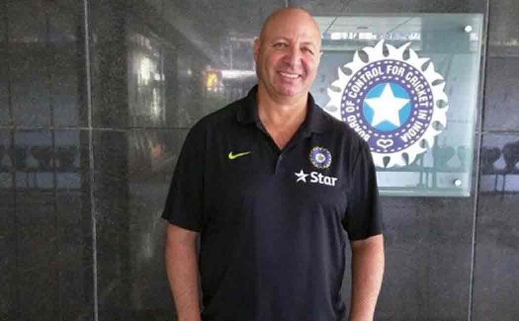 Indian cricket team physiotherapist Patrick Farhat retired