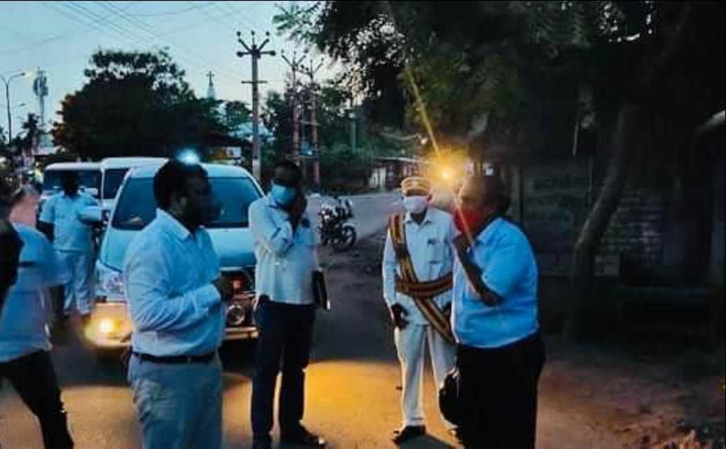 cuddalore collector imposes strict regulations for lockdown