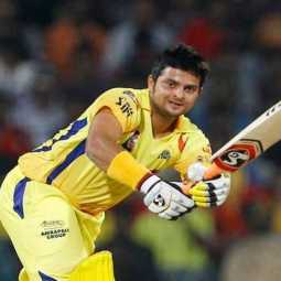 Suresh Raina withdraws from IPL series