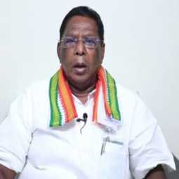 puducherry cm narayanasamy coronavirus peoples