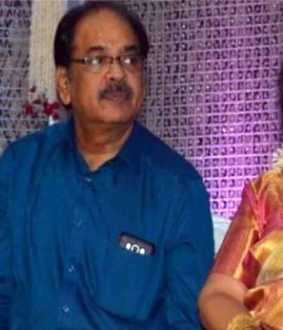 Actress Jayachitra's husband Ganesh passes away
