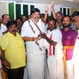 minister rajendra balaji press meet