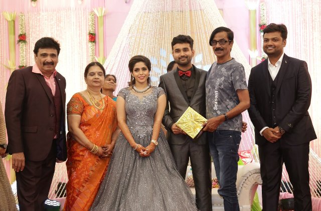 ramesh kanna son wedding