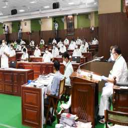 tamilnadu assembly session postponed