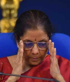 aiboc withdrawn its statement on nirmala sitharaman purported audio clip