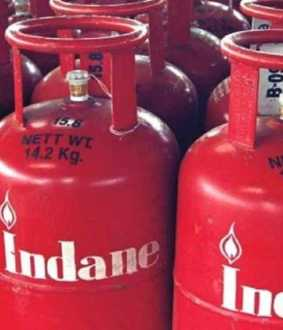 LPG price hiked by Rs 144.5 per cylinder