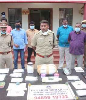 ramanathapuram district e pass police investigation
