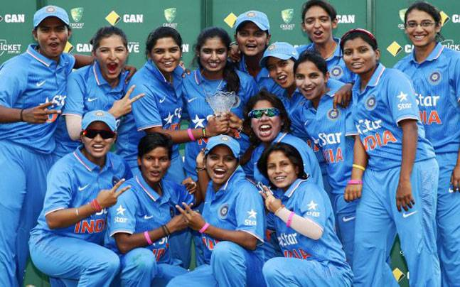Indian womens cricket