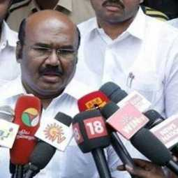 minister jayakumar press meet -corona virus